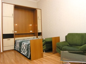 1-room Kiev apartment #006