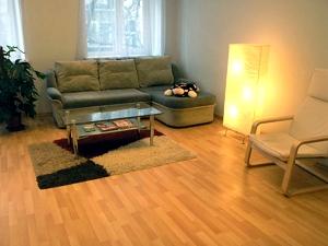 1-bedroom Kiev apartment #011