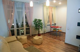 1-bedroom Kiev apartment #013