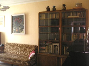 1-bedroom Kiev apartment #020