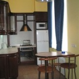 1-bedroom Kiev apartment #027 1