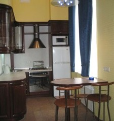 1-bedroom Kiev apartment #027