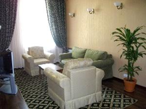 1-bedroom Kiev apartment #028