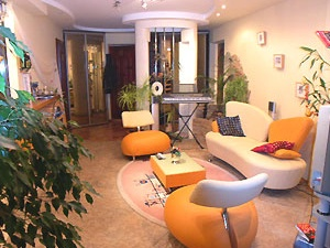 1-bedroom Kiev apartment #033