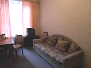 1-bedroom  Kiev apartment #034