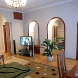 1-bedroom Kiev apartment #039 2