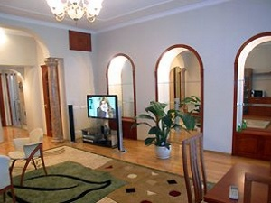 1-bedroom Kiev apartment #039
