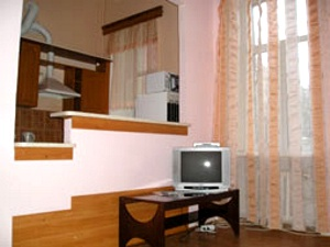 1-bedroom Kiev apartment #042