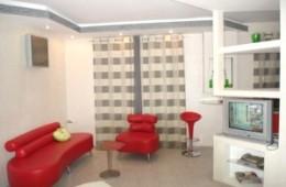 1-room Kiev apartment #053