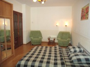 1-room Kiev apartment #056