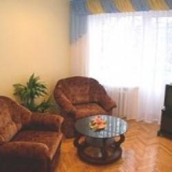 1-room Kiev apartment #030